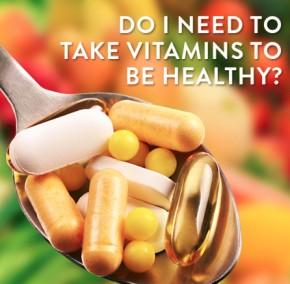 Vitaminai visiems